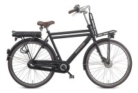 sparta pick-up heren ebike matzwart