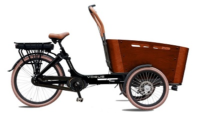 vogue carry 3w bakfiets